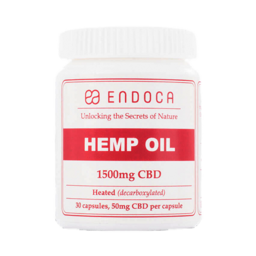 Capsules-Hemp-Oil-Heated-FrontView